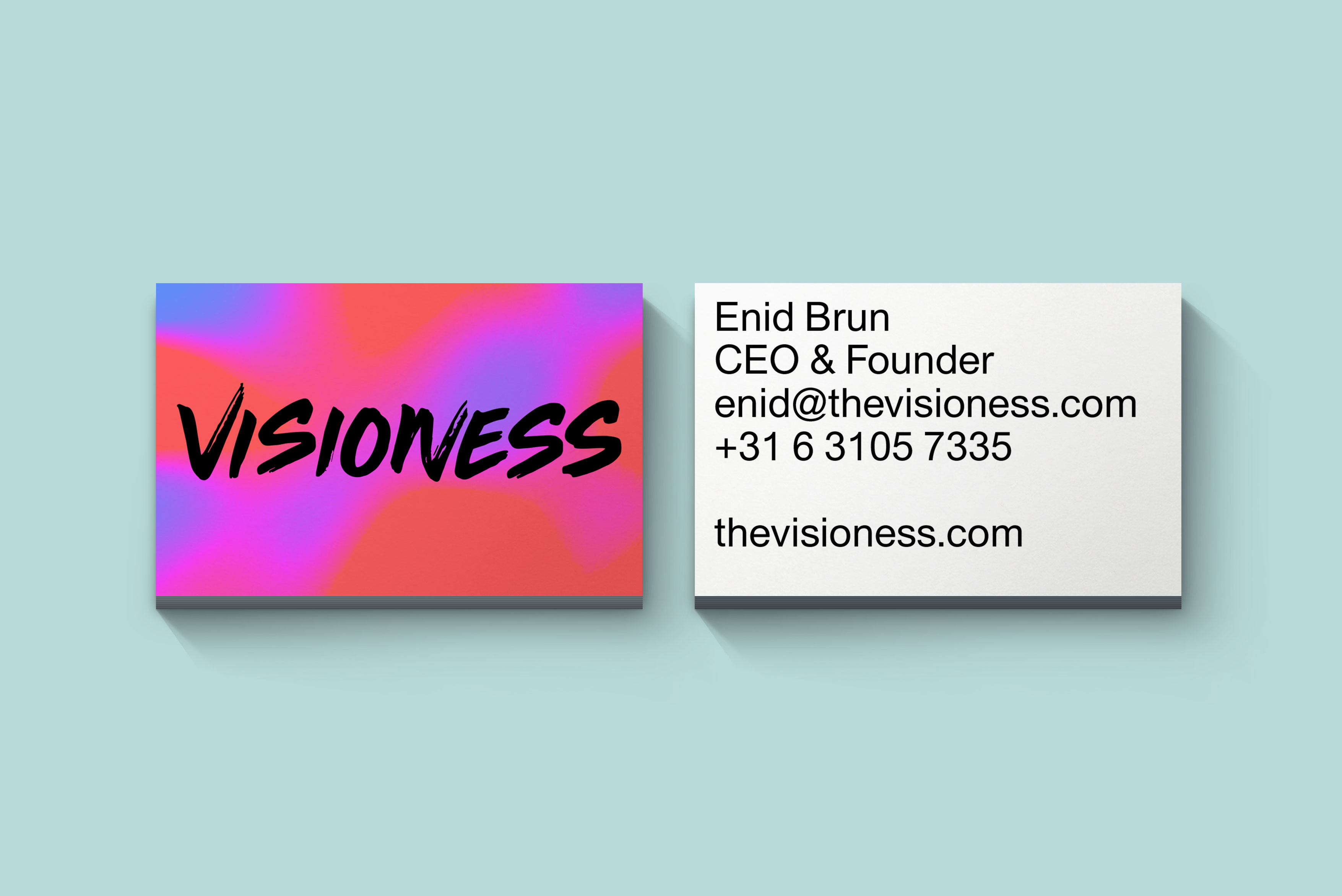 Visioness_bcards